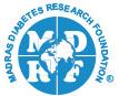 Madras Diabetes Research Foundation